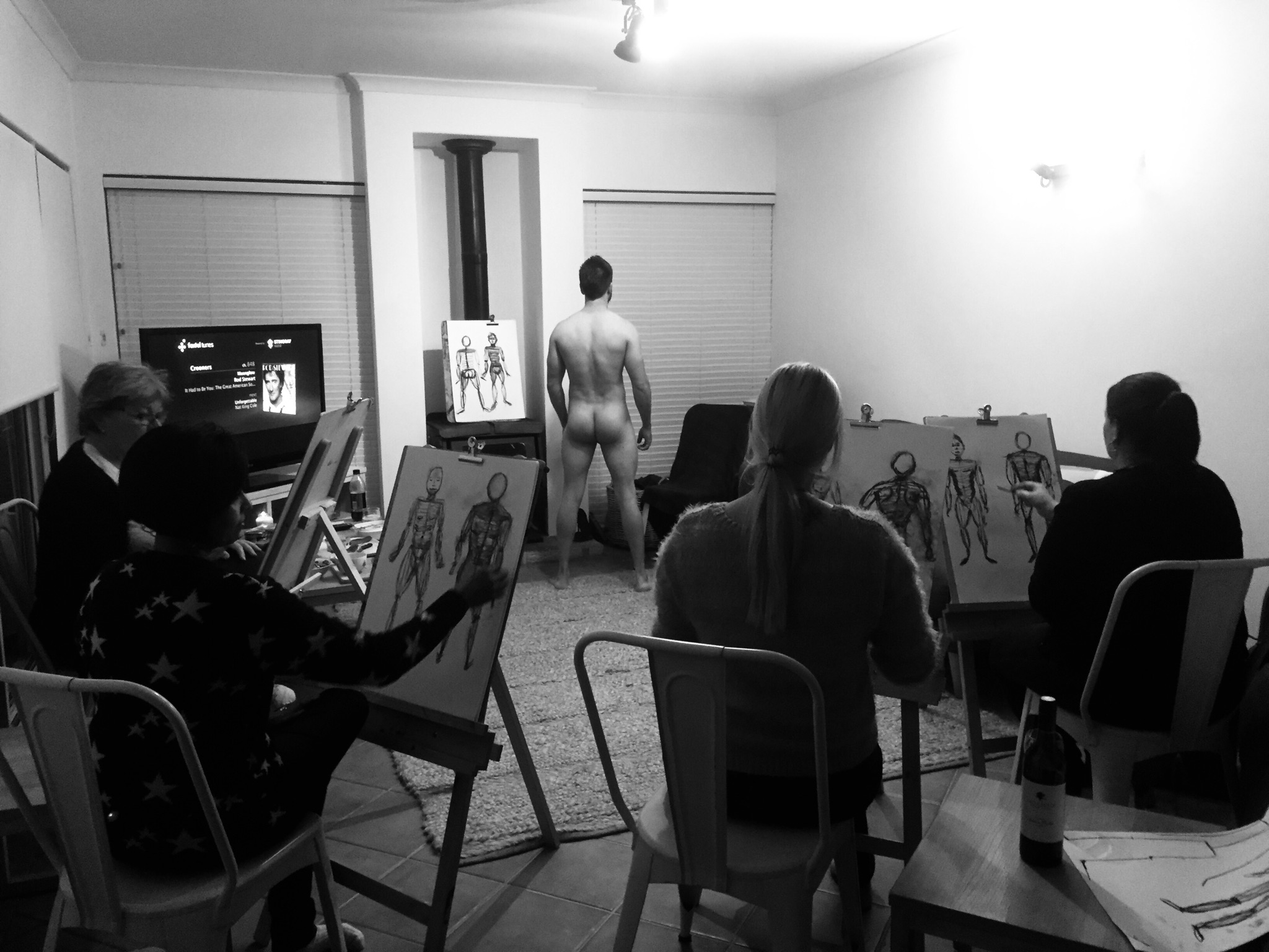 Life Drawing Classes perthjpg